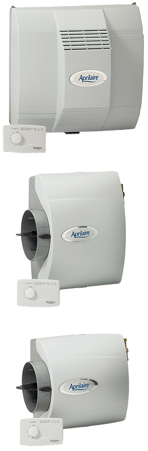 Whole House Humidifiers Madison Heights Michigan - AAC Services - humidifier-Aprilaire-Whole-House-Humidifier